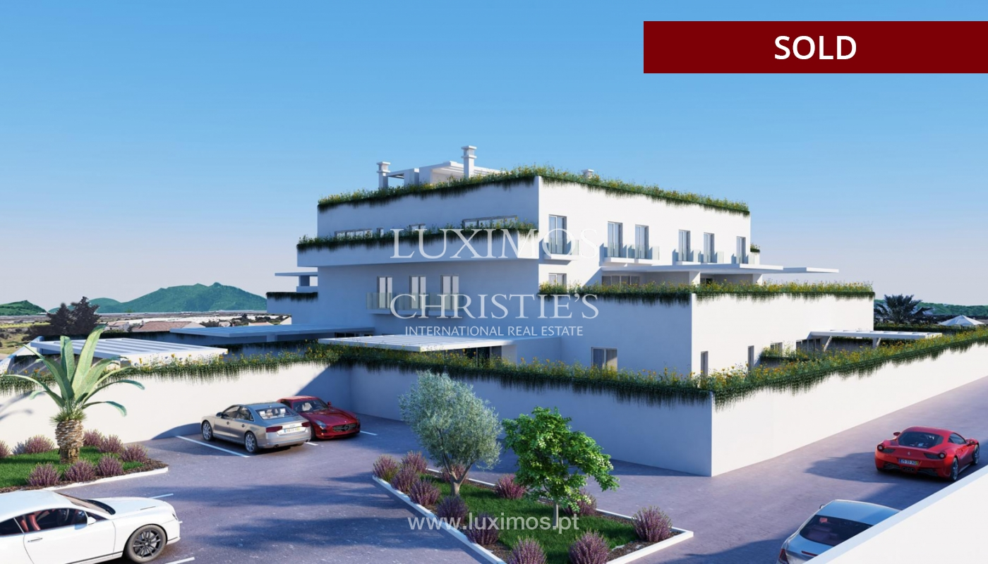 Sale of new apartment with sea view in Tavira, Algarve, Portugal_110114