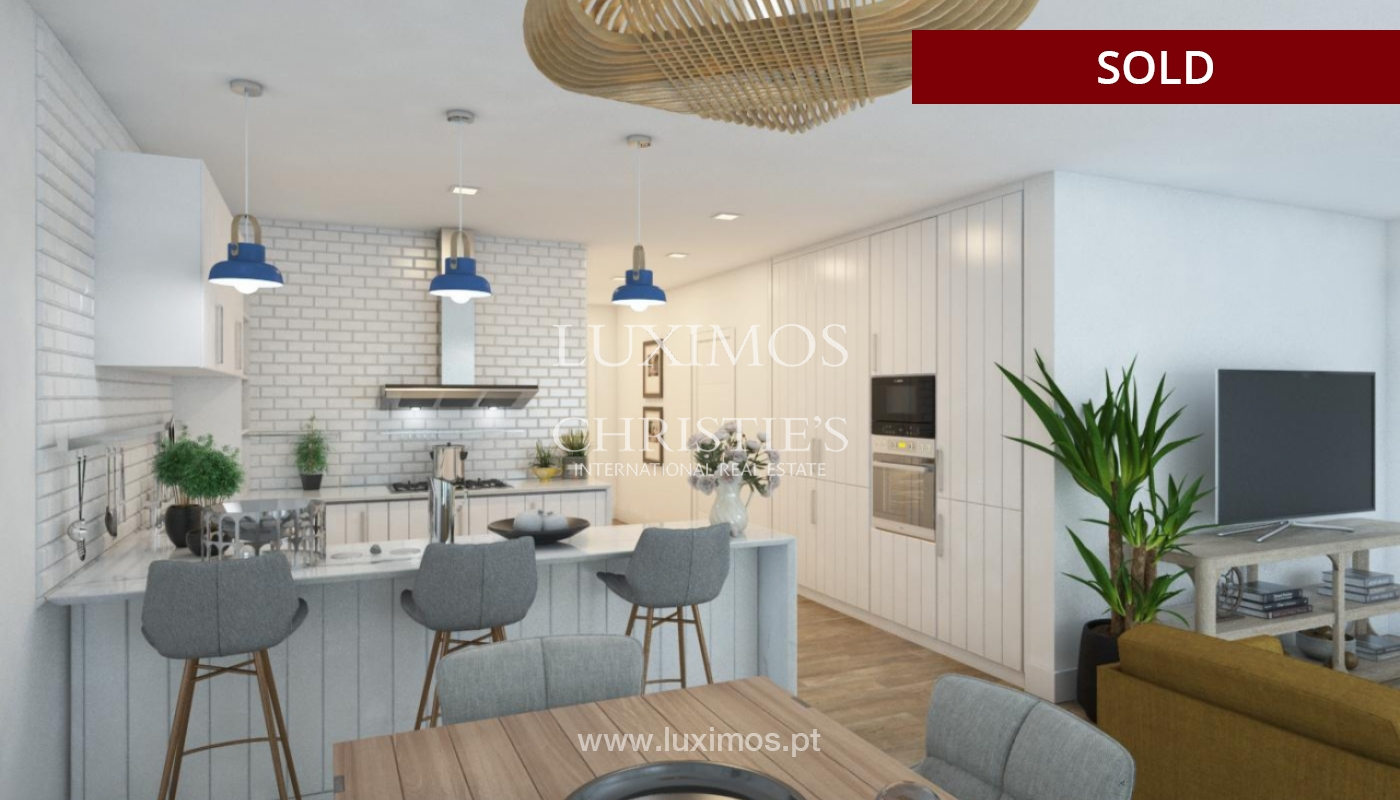 Sale of new apartment with sea view in Tavira, Algarve, Portugal_110116