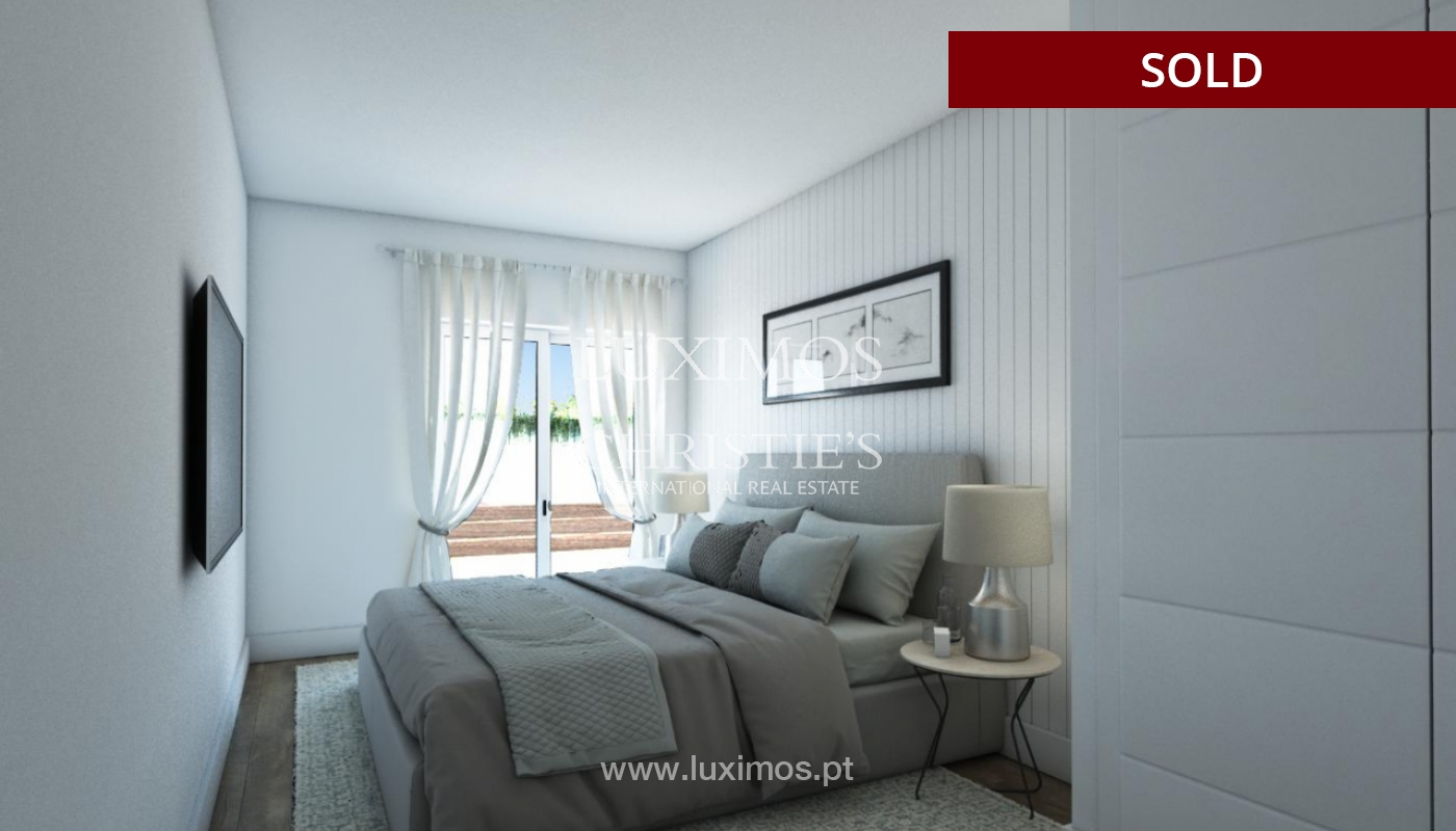 Sale of new apartment with sea view in Tavira, Algarve, Portugal_110117