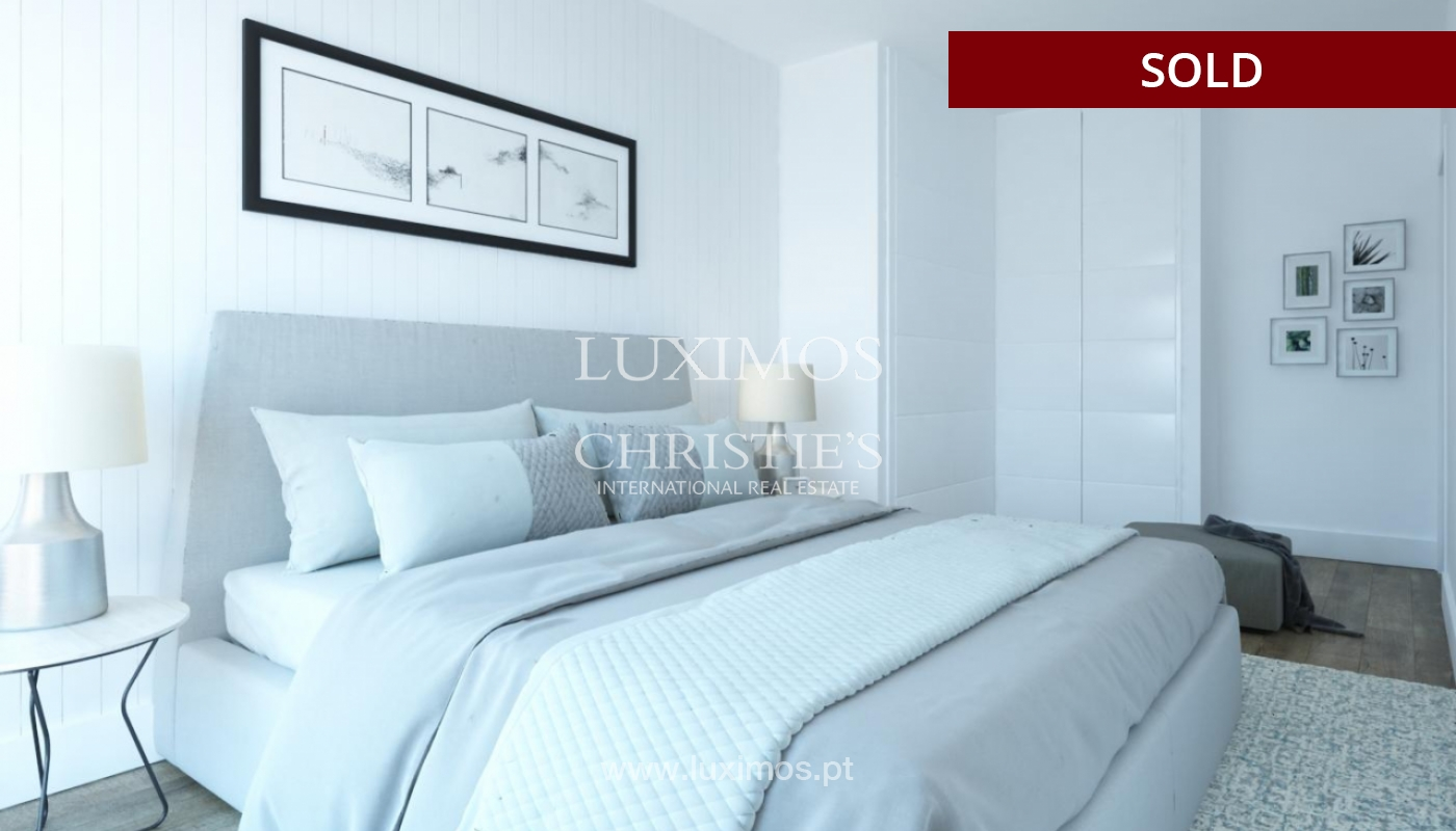 Sale of new apartment with sea view in Tavira, Algarve, Portugal_110119