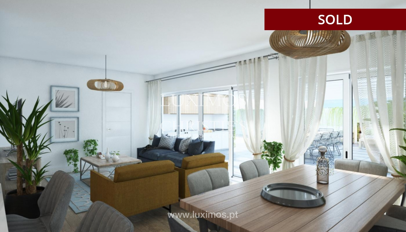 Sale of new apartment with sea view in Tavira, Algarve, Portugal_110120