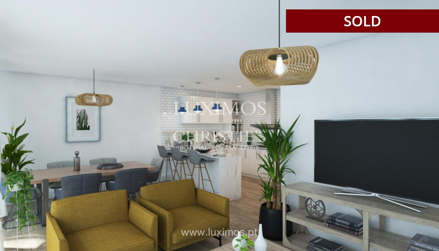 Sale of new apartment with sea view in Tavira, Algarve, Portugal_110121