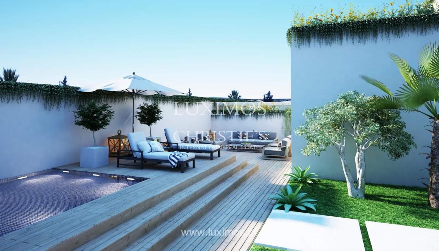 Venda de apartamento novo com vista mar em Tavira, Algarve_110128