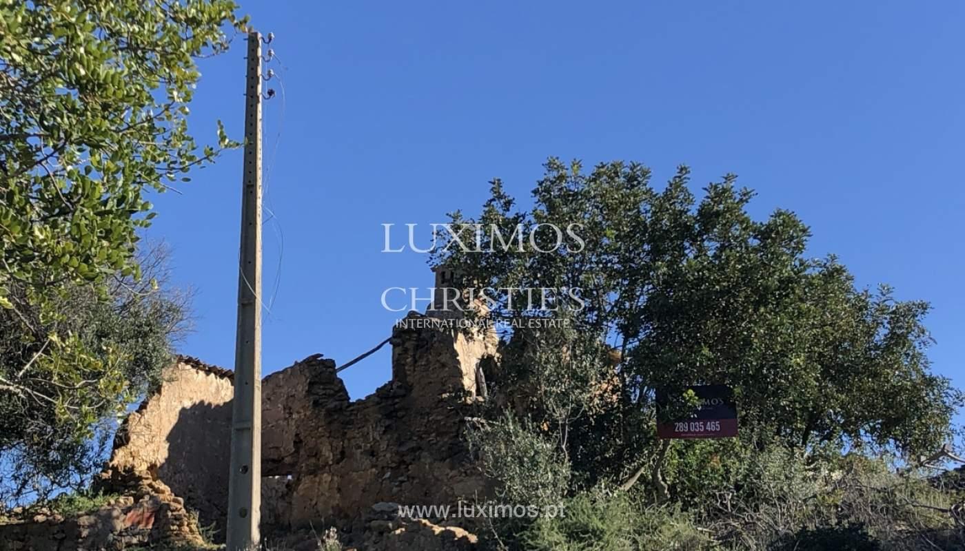 Terrain pour construction à vendre à Porches, Lagoa, Algarve, Portugal_110164