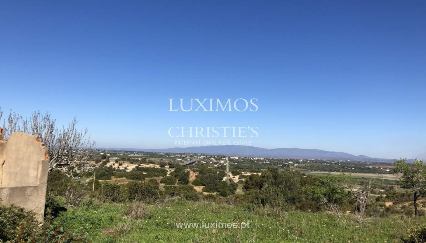 Verkauf von Baugrundstücken in Porches, Lagoa, Algarve, Portugal_110165