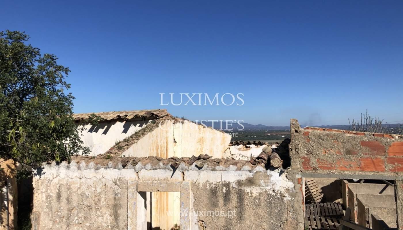 Terrain pour construction à vendre à Porches, Lagoa, Algarve, Portugal_110166