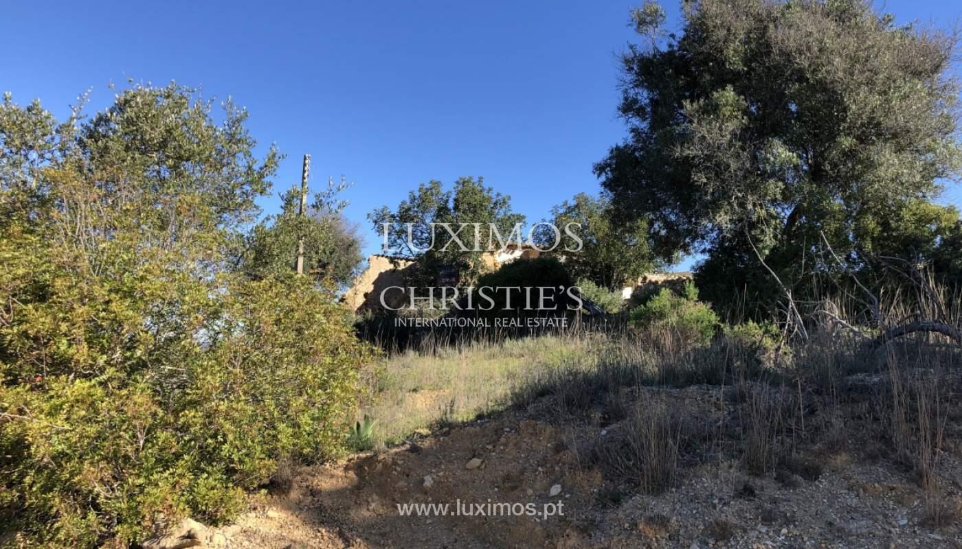 Terrain pour construction à vendre à Porches, Lagoa, Algarve, Portugal_110167