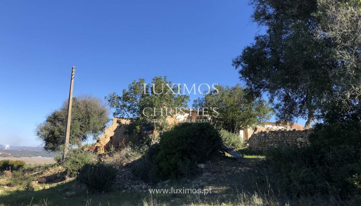 Terrain pour construction à vendre à Porches, Lagoa, Algarve, Portugal_110168