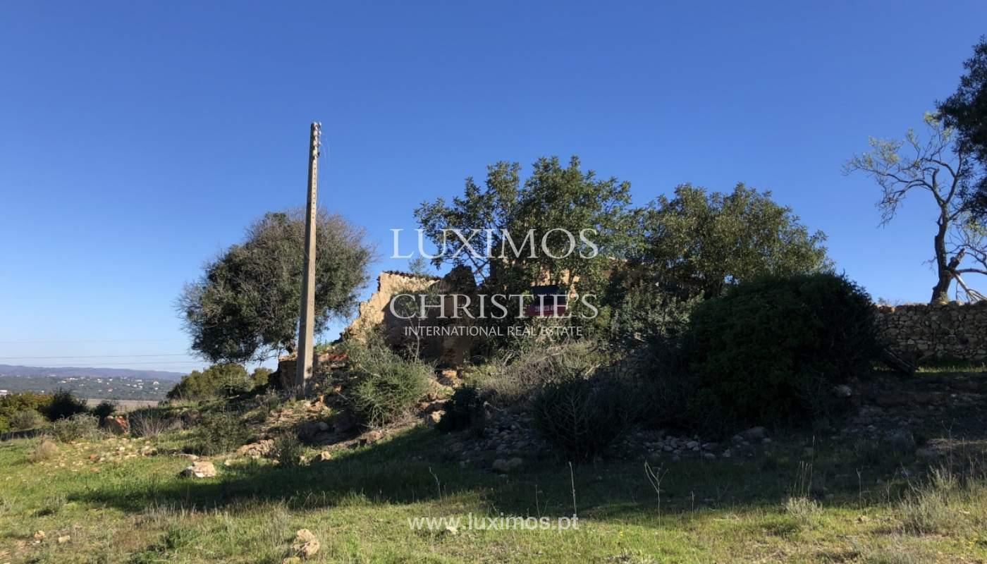 Terrain pour construction à vendre à Porches, Lagoa, Algarve, Portugal_110170