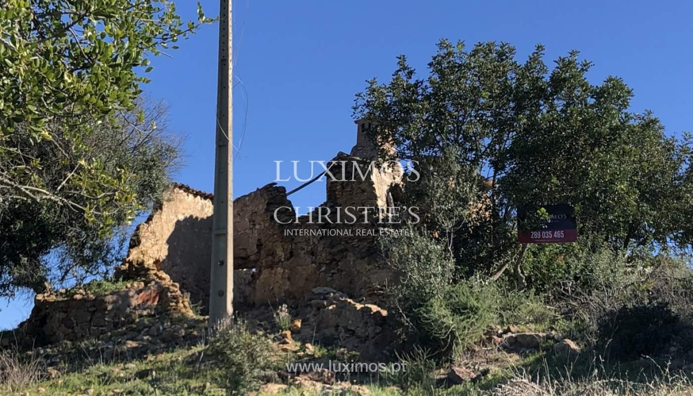 Terrain pour construction à vendre à Porches, Lagoa, Algarve, Portugal_110171