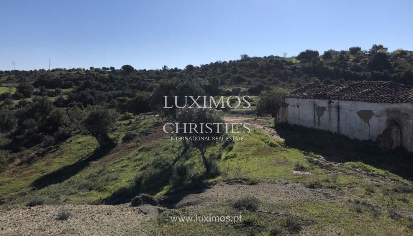 Verkauf von Baugrundstücken in Porches, Lagoa, Algarve, Portugal_110178