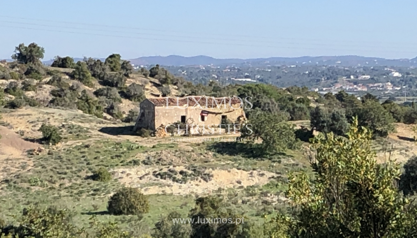 Verkauf von Baugrundstücken in Porches, Lagoa, Algarve, Portugal_110184