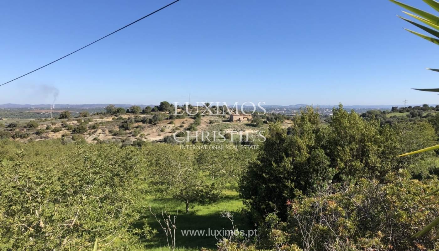 Verkauf von Baugrundstücken in Porches, Lagoa, Algarve, Portugal_110186