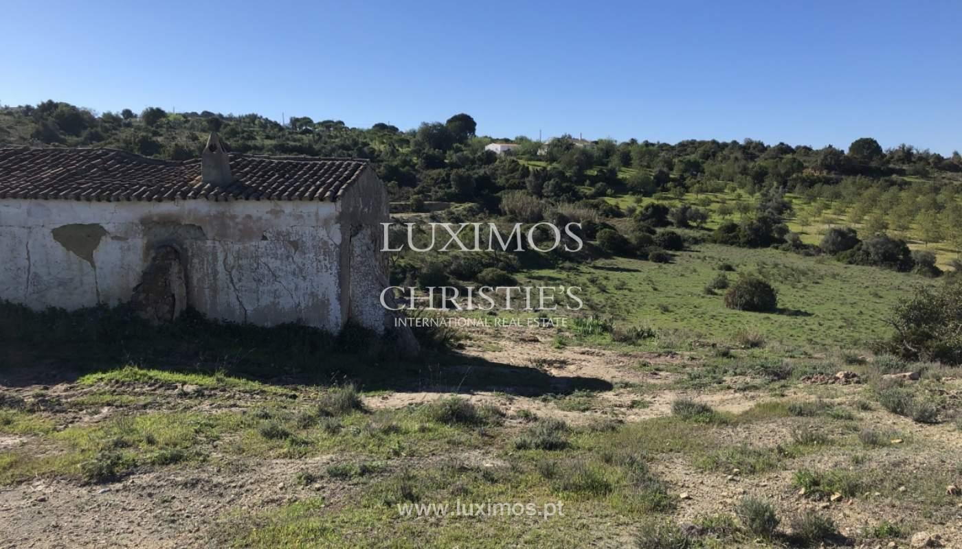 Verkauf von Baugrundstücken in Porches, Lagoa, Algarve, Portugal_110188