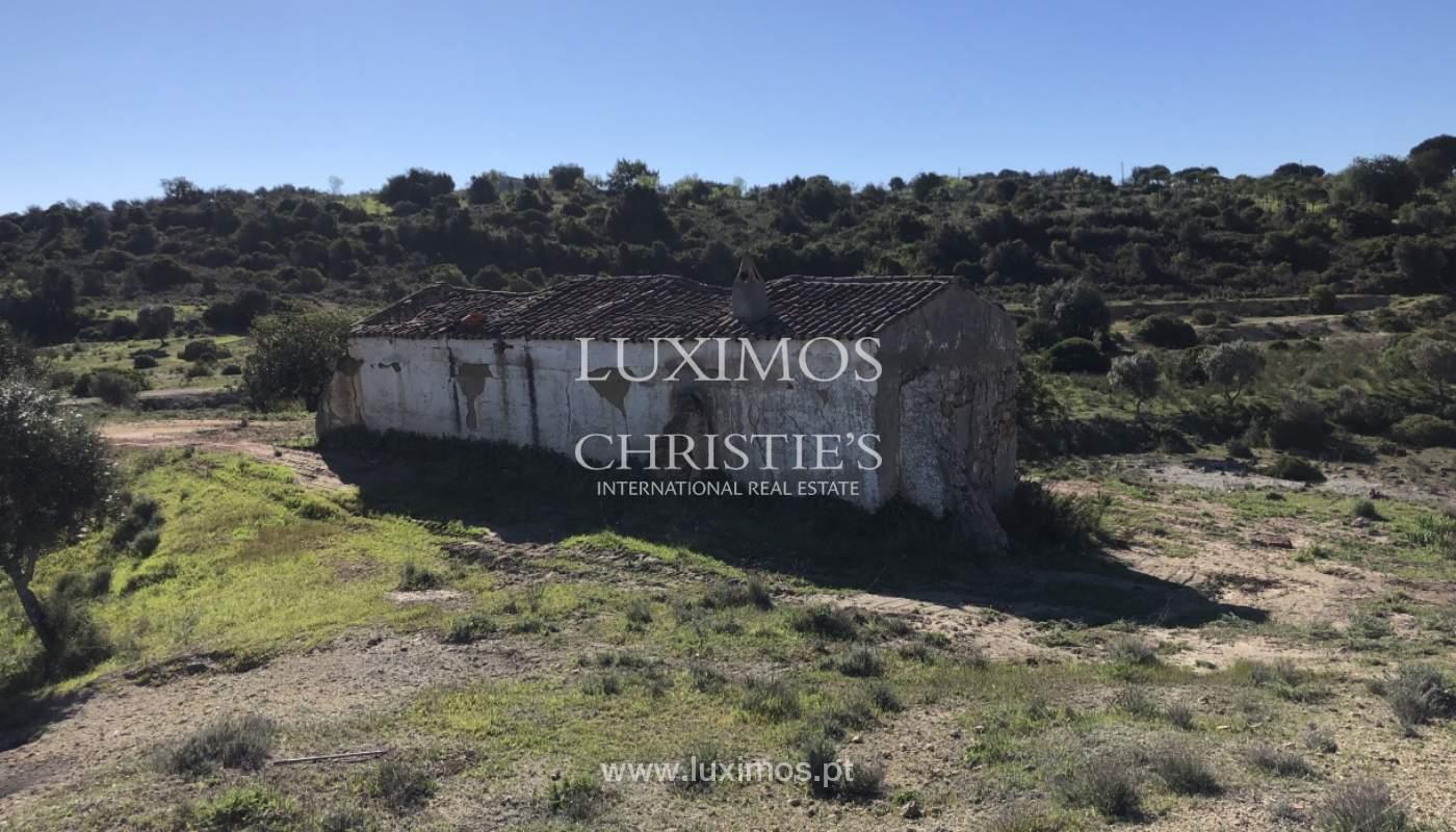 Verkauf von Baugrundstücken in Porches, Lagoa, Algarve, Portugal_110189
