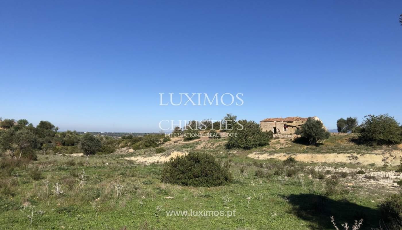Verkauf von Baugrundstücken in Porches, Lagoa, Algarve, Portugal_110191