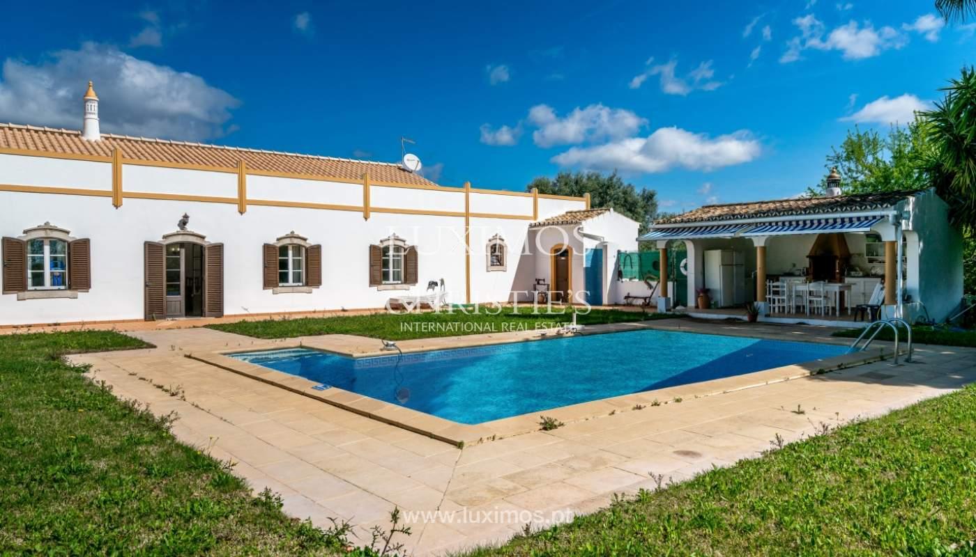 Venda de moradia com piscina em Boliqueime, Loulé, Algarve_110287
