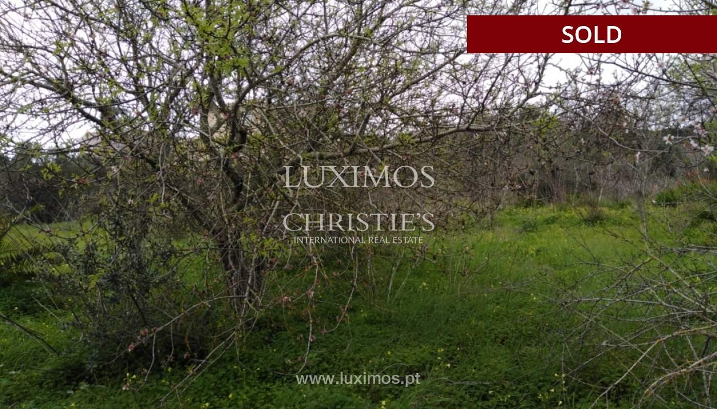 Verkauf von Grundstück mit Meerblick in Lagos, Algarve, Portugal_110353