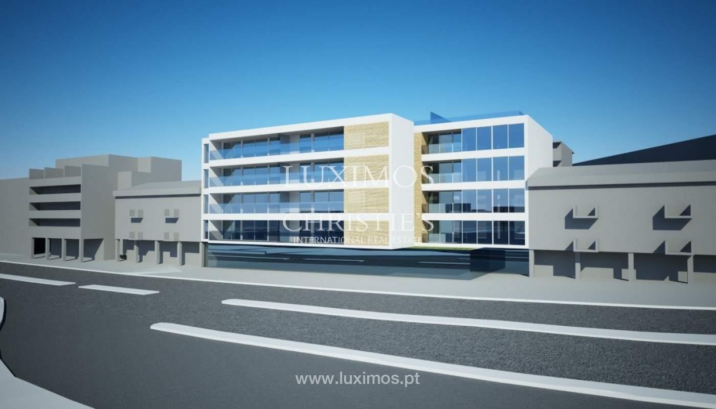 Venda de terreno com projecto de prédio em Lagos, Algarve_110360