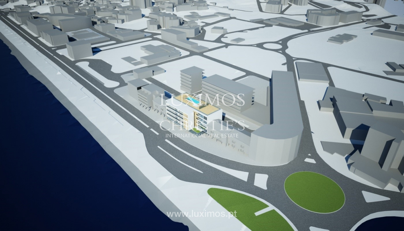 Venda de terreno com projecto de prédio em Lagos, Algarve_110362