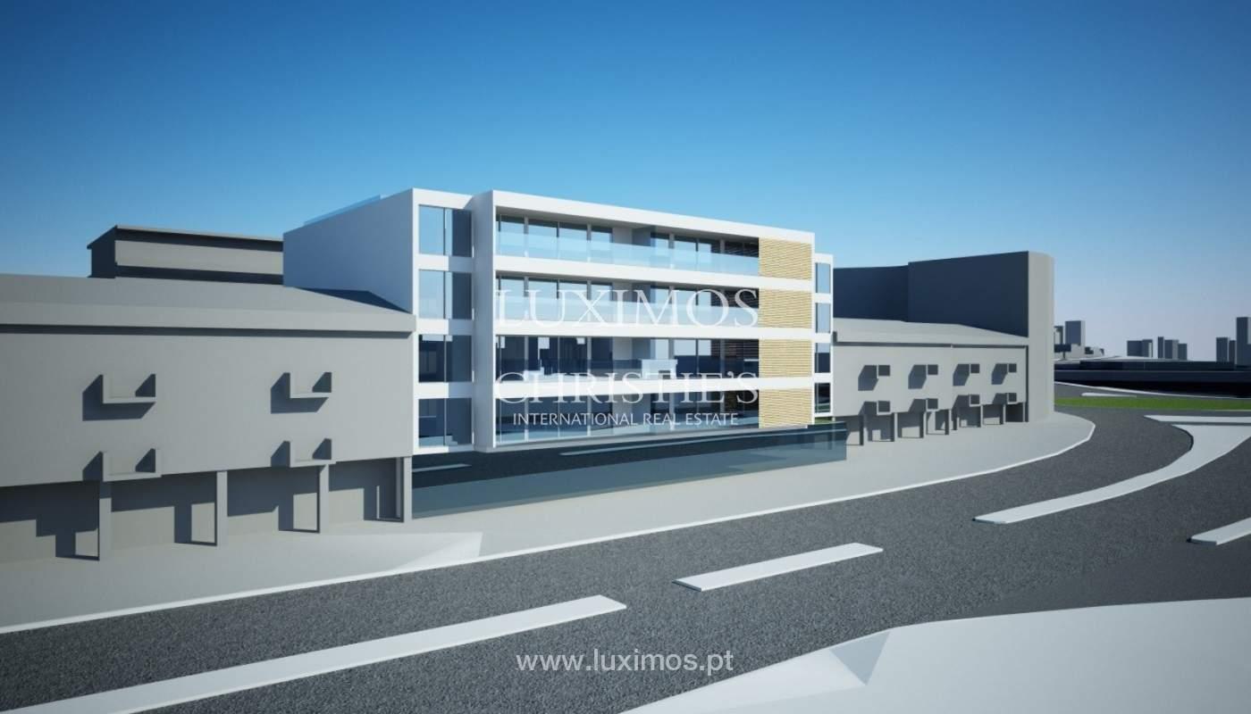 Venda de terreno com projecto de prédio em Lagos, Algarve_110365