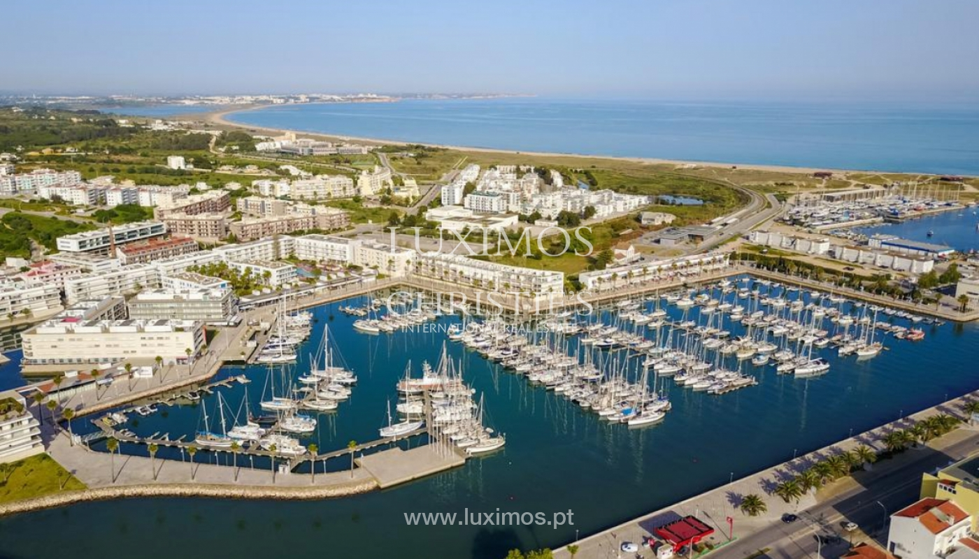 Sale of land with project of a building in Lagos, Algarve, Portugal_110375