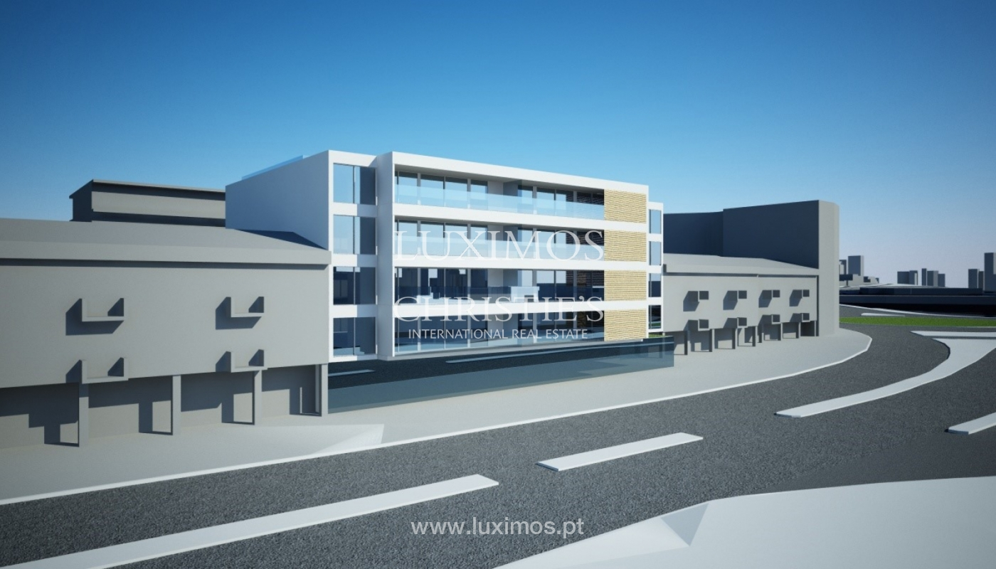 Venda de terreno com projecto de prédio em Lagos, Algarve_110377