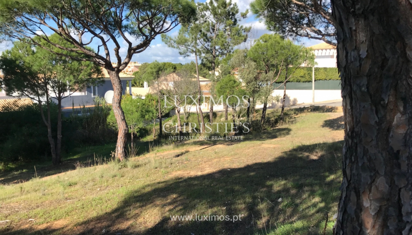 Sale of plot of land for construction in Almancil, Algarve, Portugal_110386