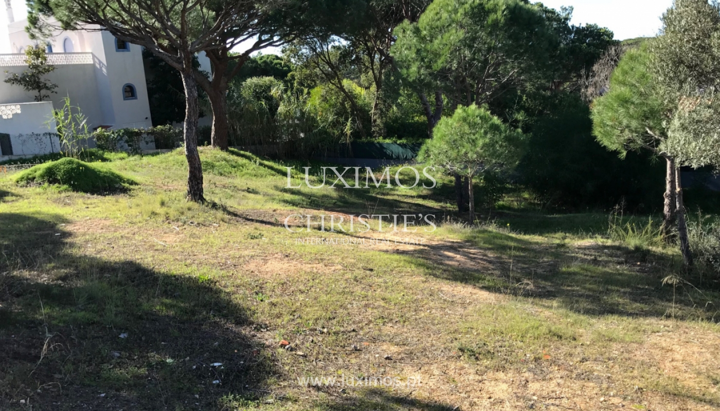 Sale of plot of land for construction in Almancil, Algarve, Portugal_110389