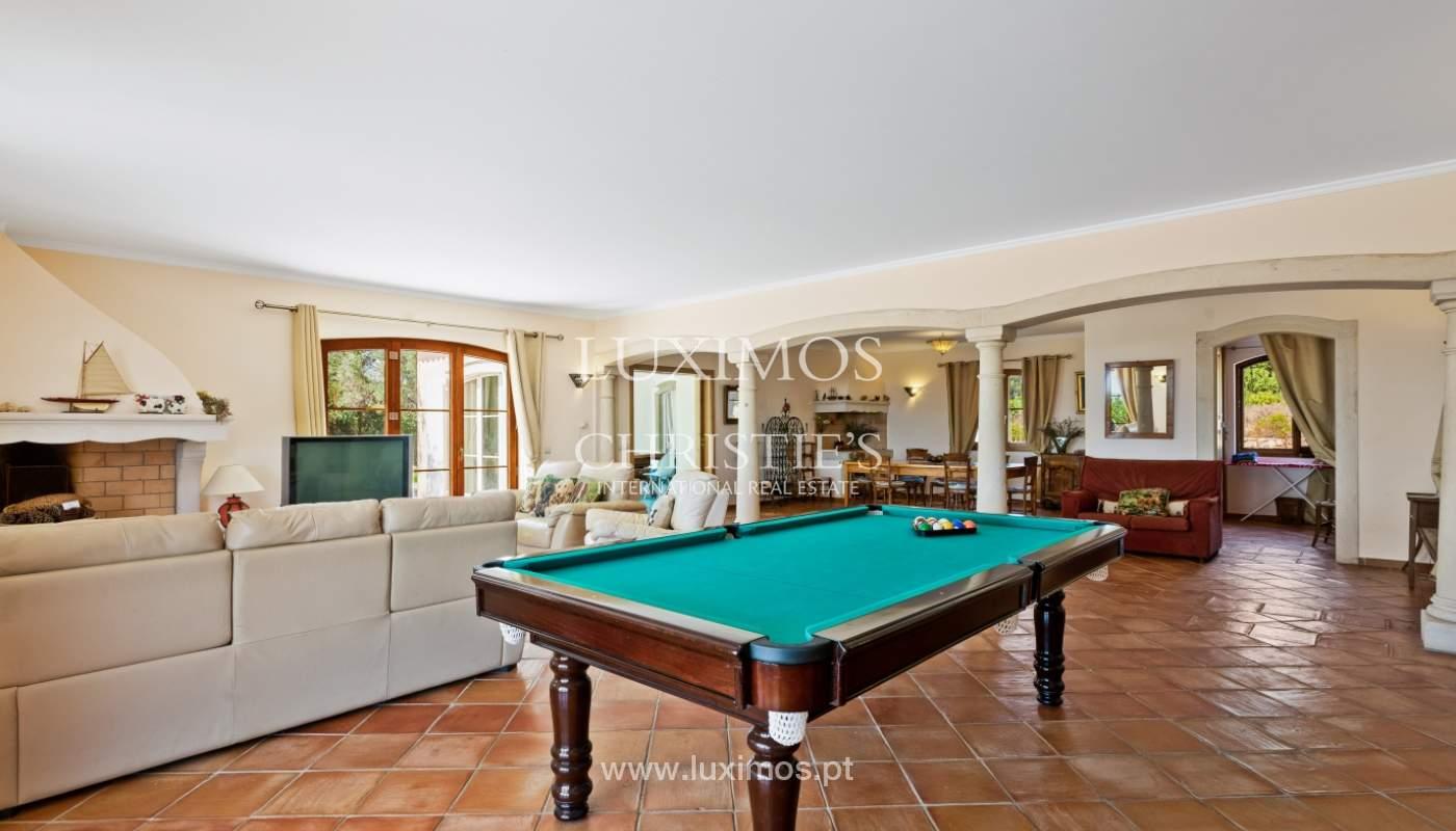 Villa à vendre avec vue sur la mer à Silves, Algarve, Portugal_110413