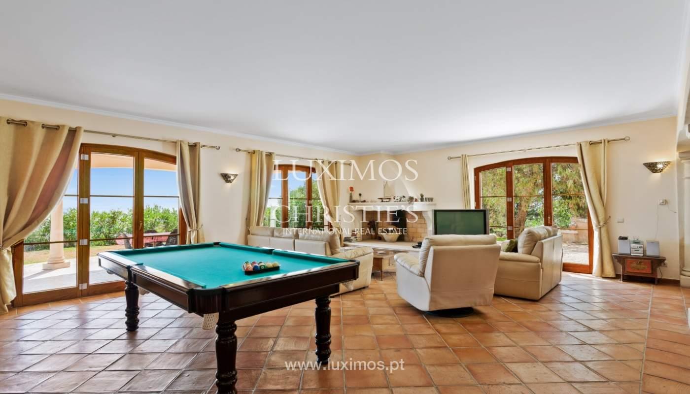 Villa à vendre avec vue sur la mer à Silves, Algarve, Portugal_110419