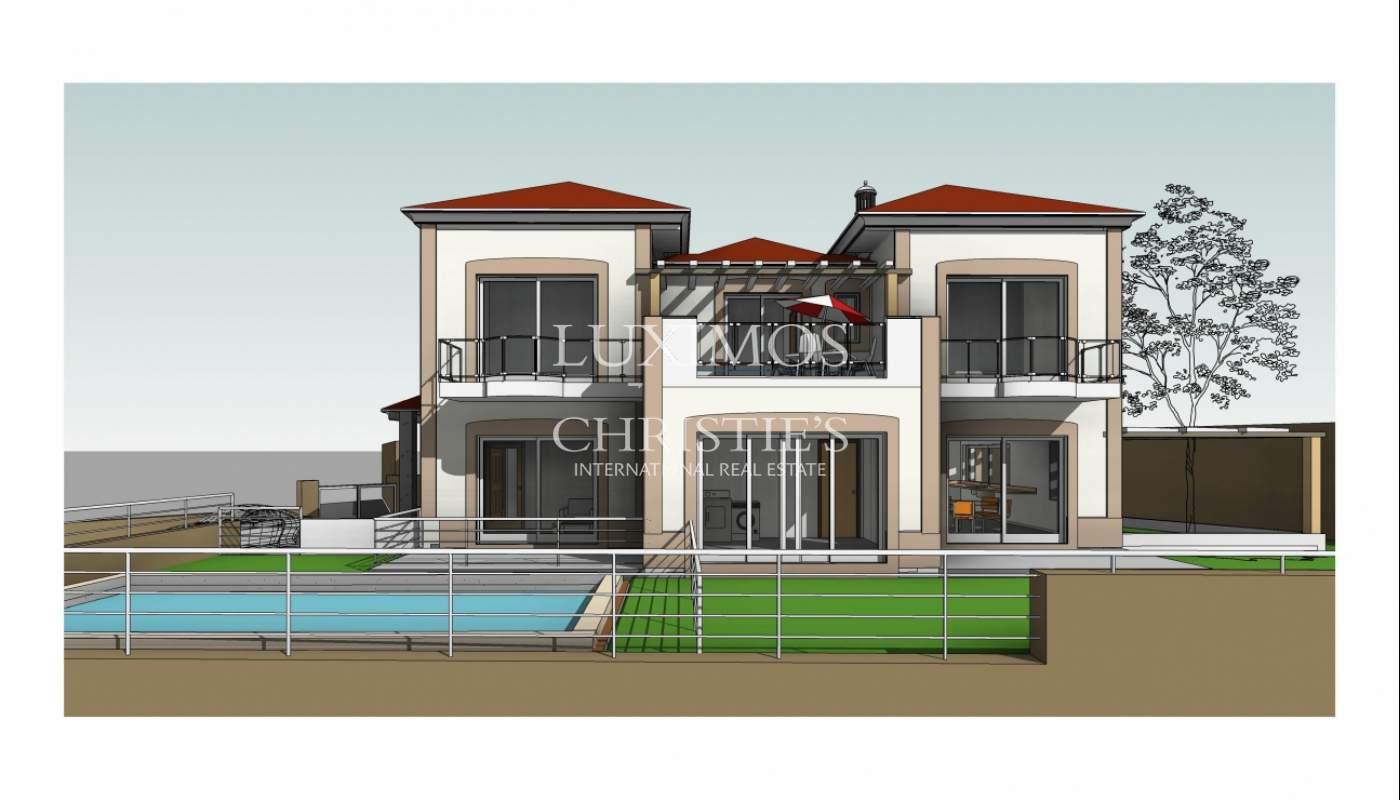 Verkauf der neuen villa mit Meerblick in Tavira, Algarve, Portugal_110449