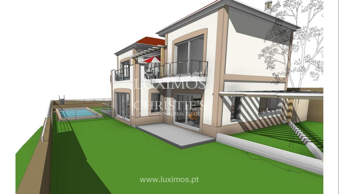 Villa neuve à vendre avec vue sur la mer à Tavira, Algarve, Portugal_110454