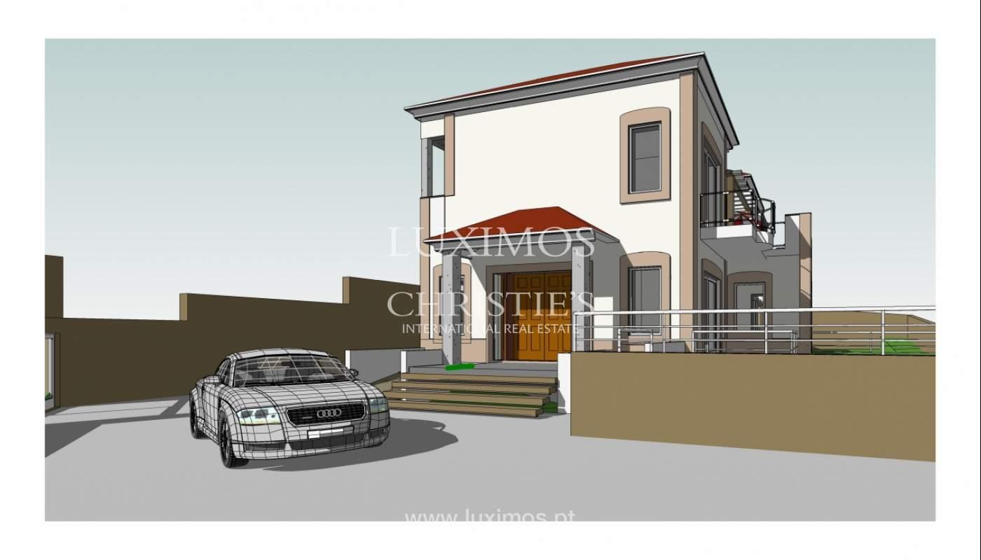 Villa neuve à vendre avec vue sur la mer à Tavira, Algarve, Portugal_110475