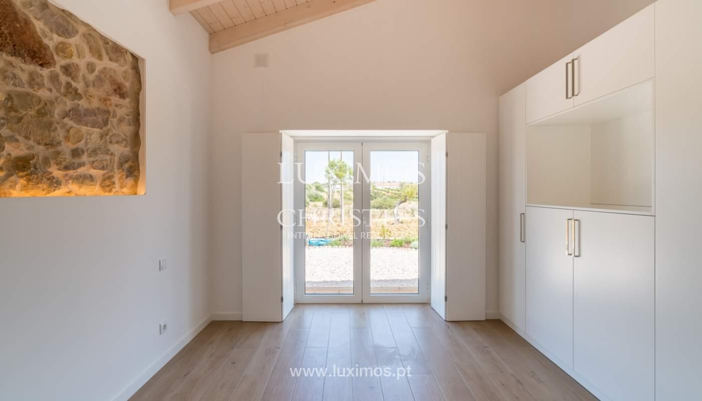 Venda de moradia nova com piscina em Albufeira, Algarve, Portugal_110502