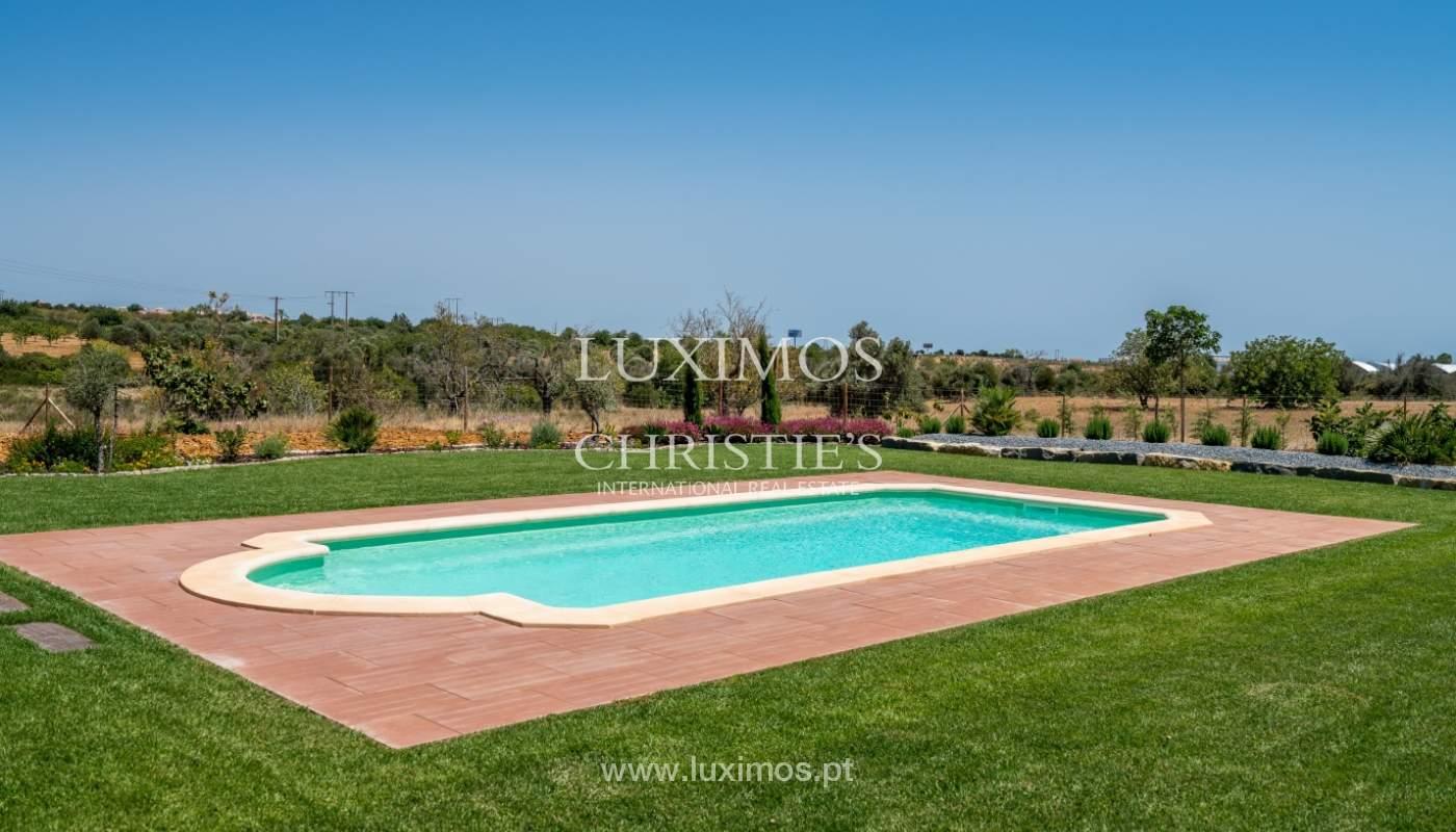 Venda de moradia nova com piscina em Albufeira, Algarve, Portugal_110518