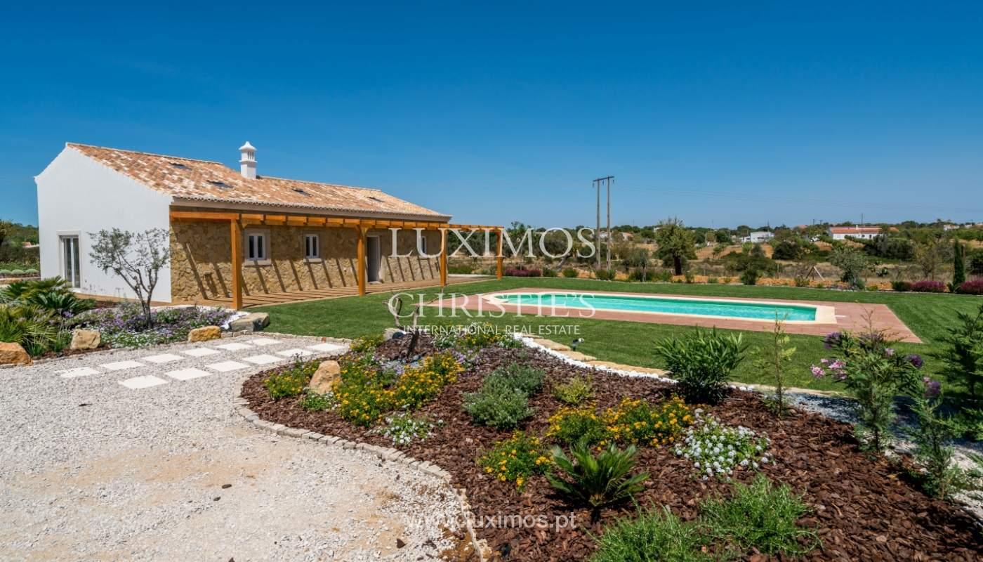 Venda de moradia nova com piscina em Albufeira, Algarve, Portugal_110520