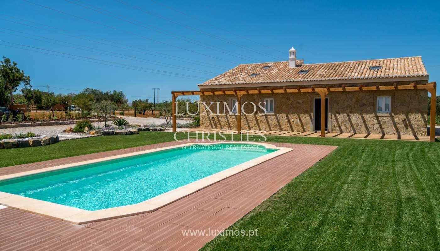 Venda de moradia nova com piscina em Albufeira, Algarve, Portugal_110526