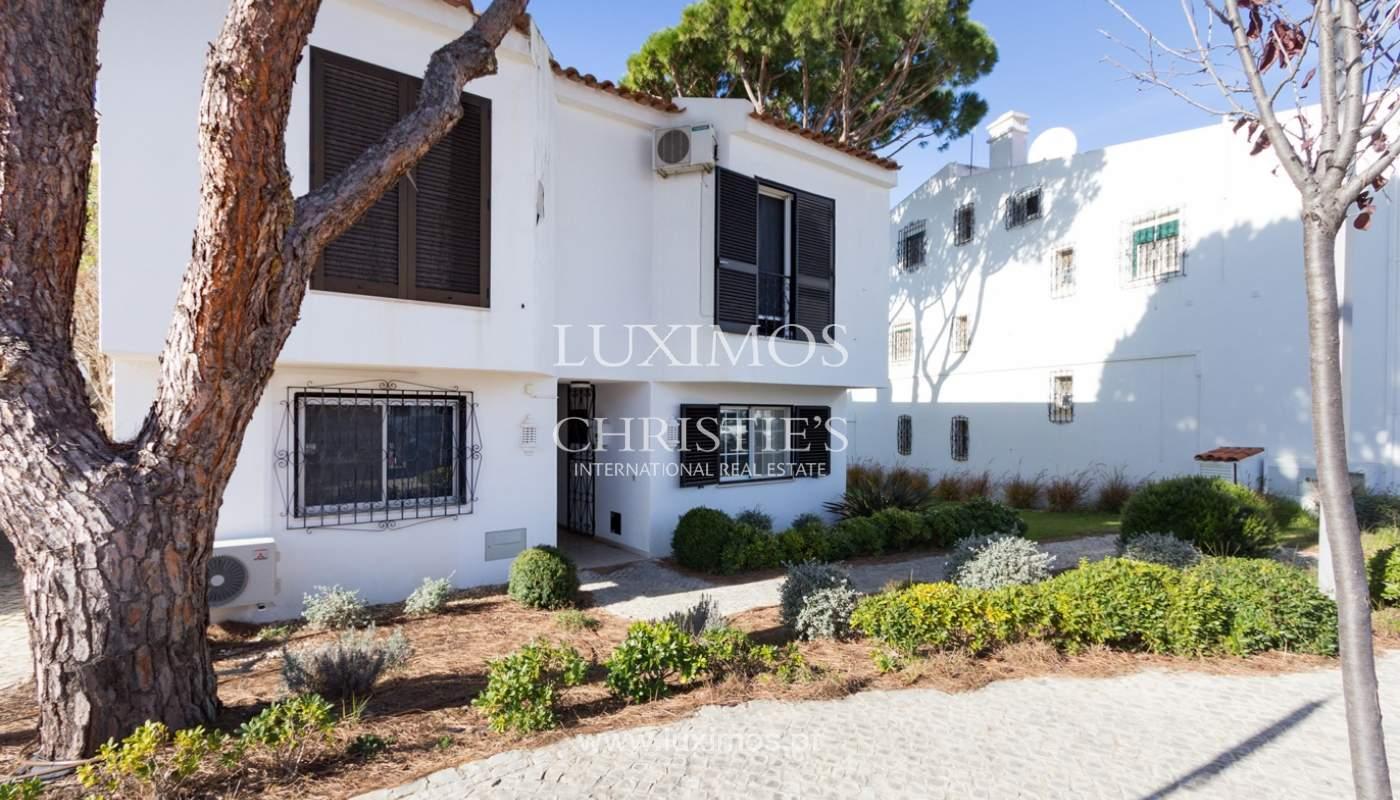 Der Verkauf der Wohnung in Vale de Lobo, Algarve, Portugal_110595