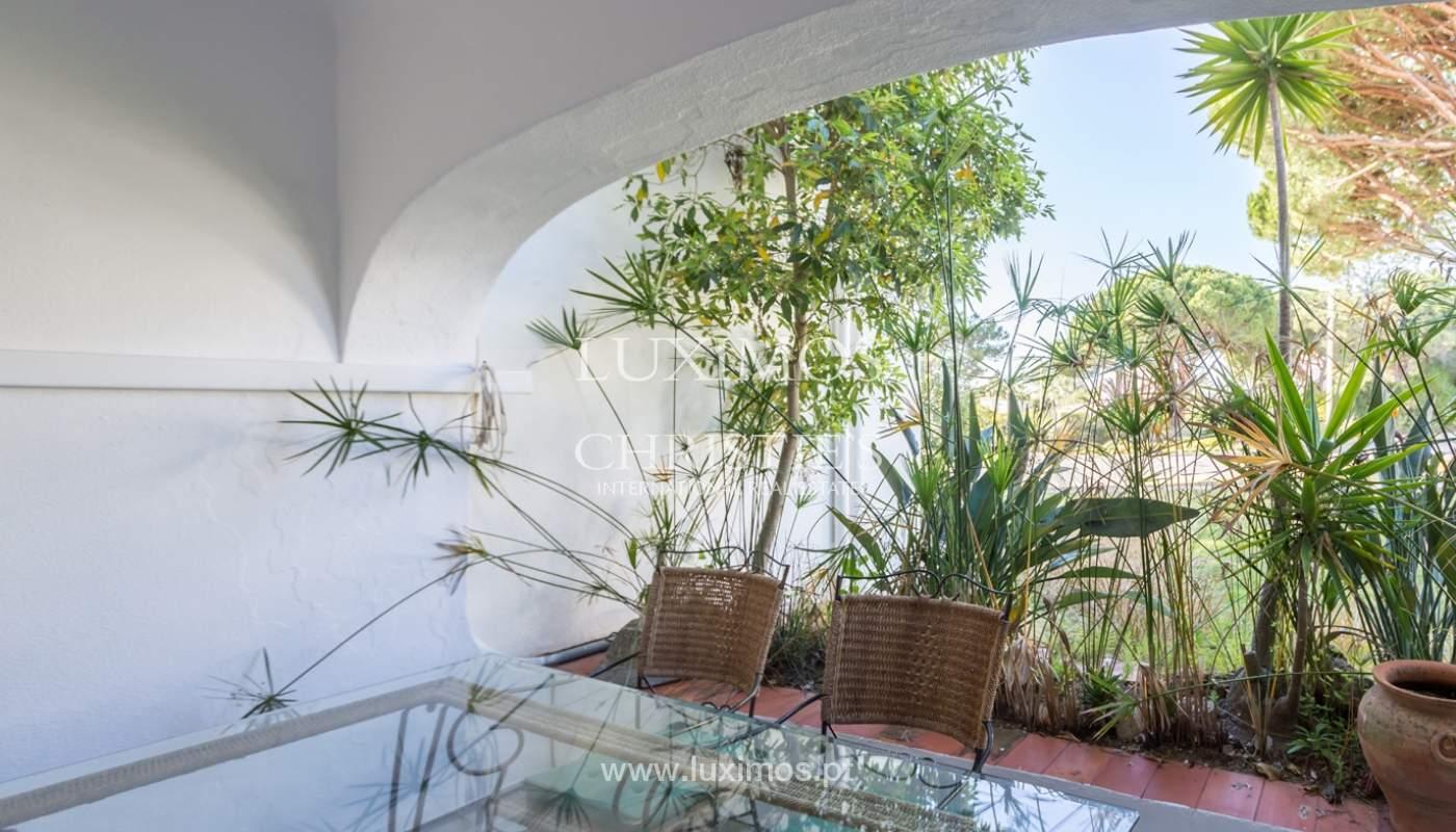 Der Verkauf der Wohnung in Vale de Lobo, Algarve, Portugal_110596