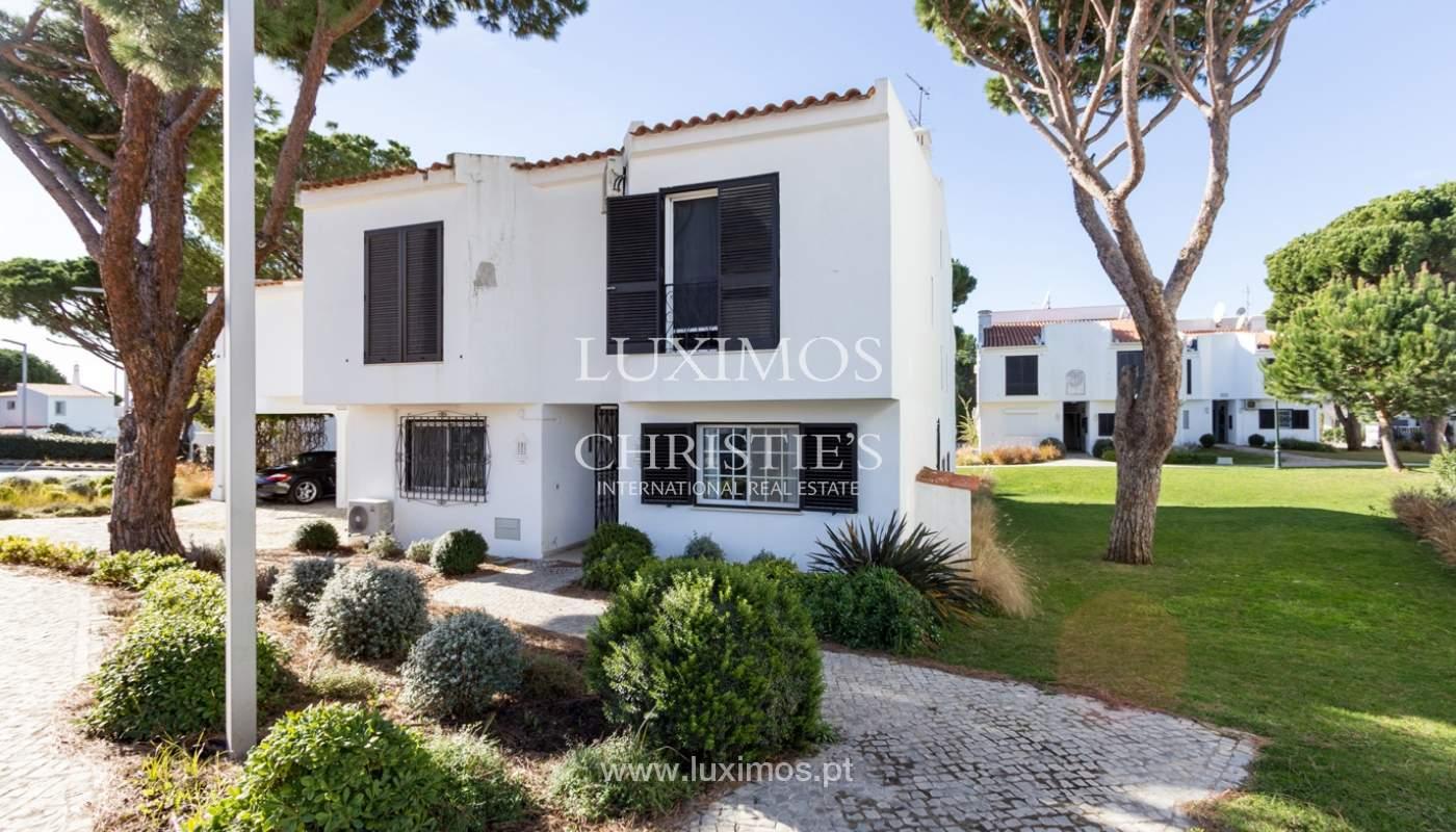 Der Verkauf der Wohnung in Vale de Lobo, Algarve, Portugal_110604