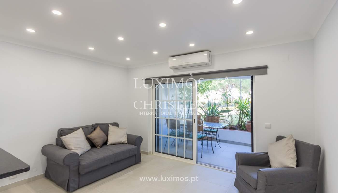 Der Verkauf der Wohnung in Vale de Lobo, Algarve, Portugal_110606
