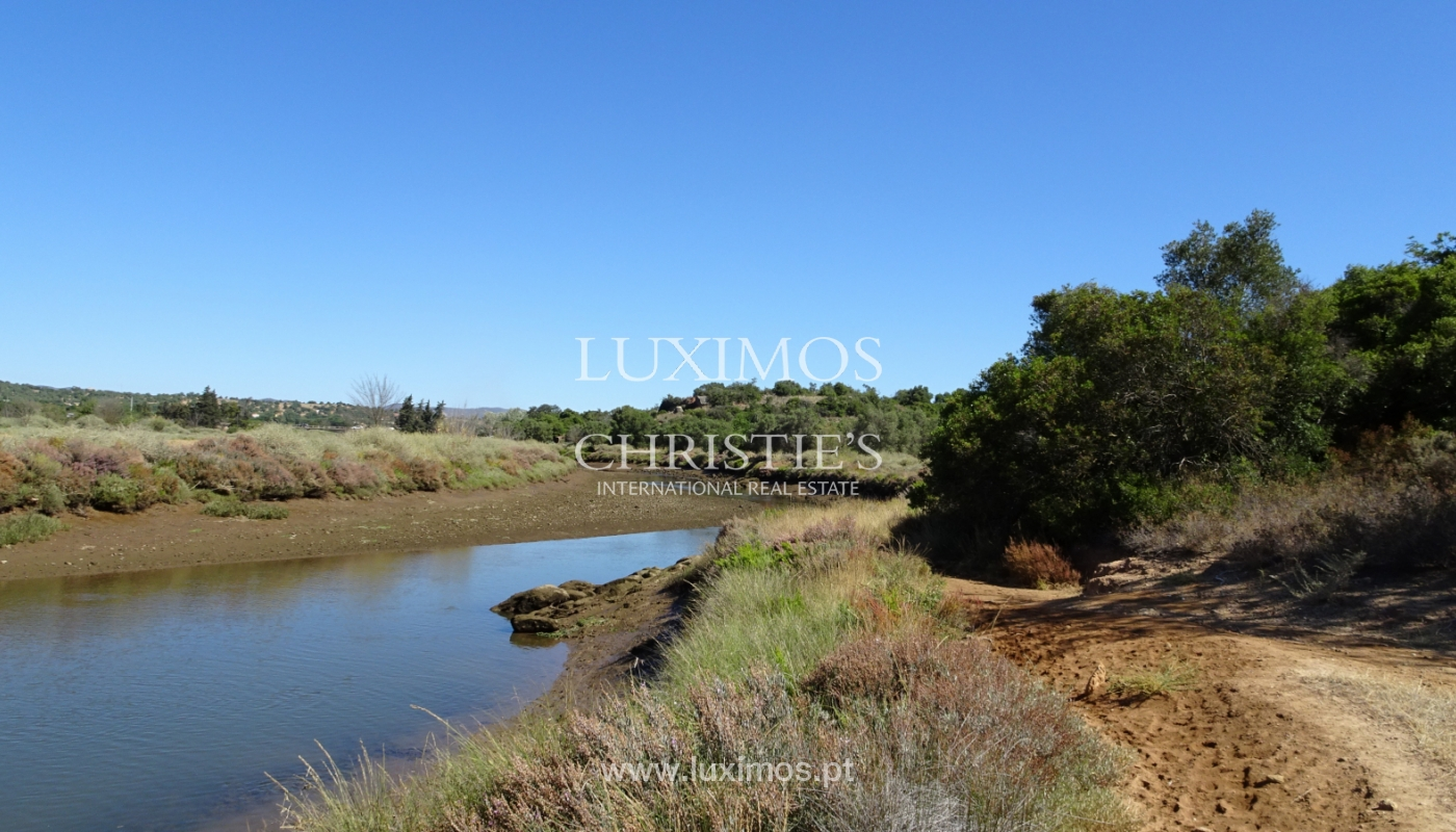 Sale of plot of land with sea view in Tavira, Algarve, Portugal_111177