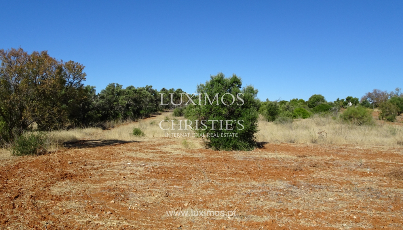 Sale of plot of land with sea view in Tavira, Algarve, Portugal_111204