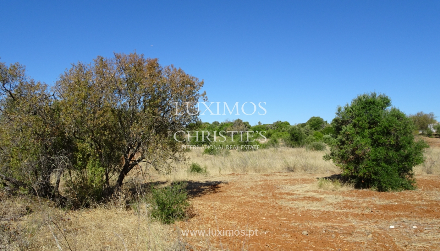 Sale of plot of land with sea view in Tavira, Algarve, Portugal_111206