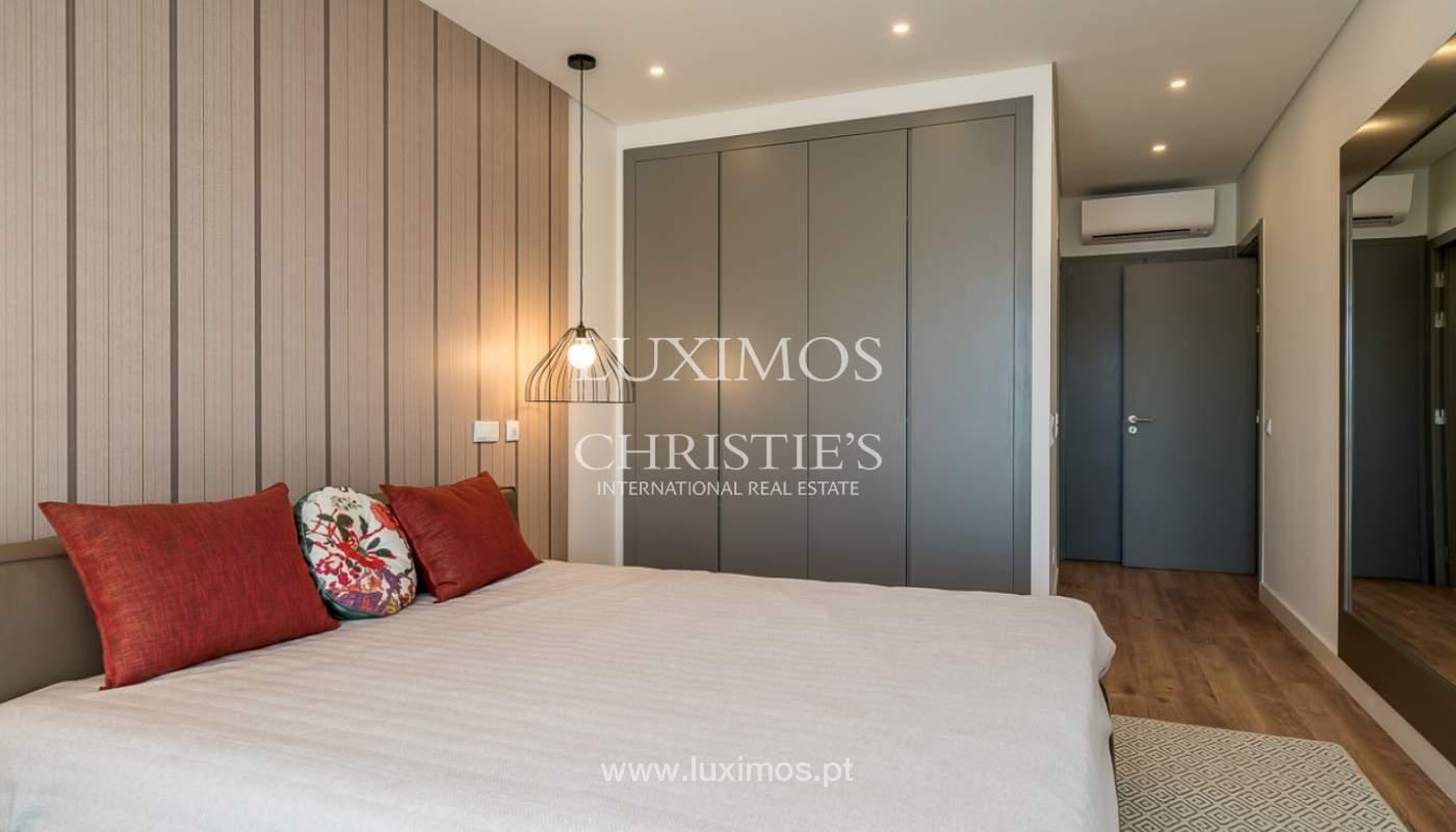 Apartamento novo para venda com vista mar em Quarteira, Algarve_111366