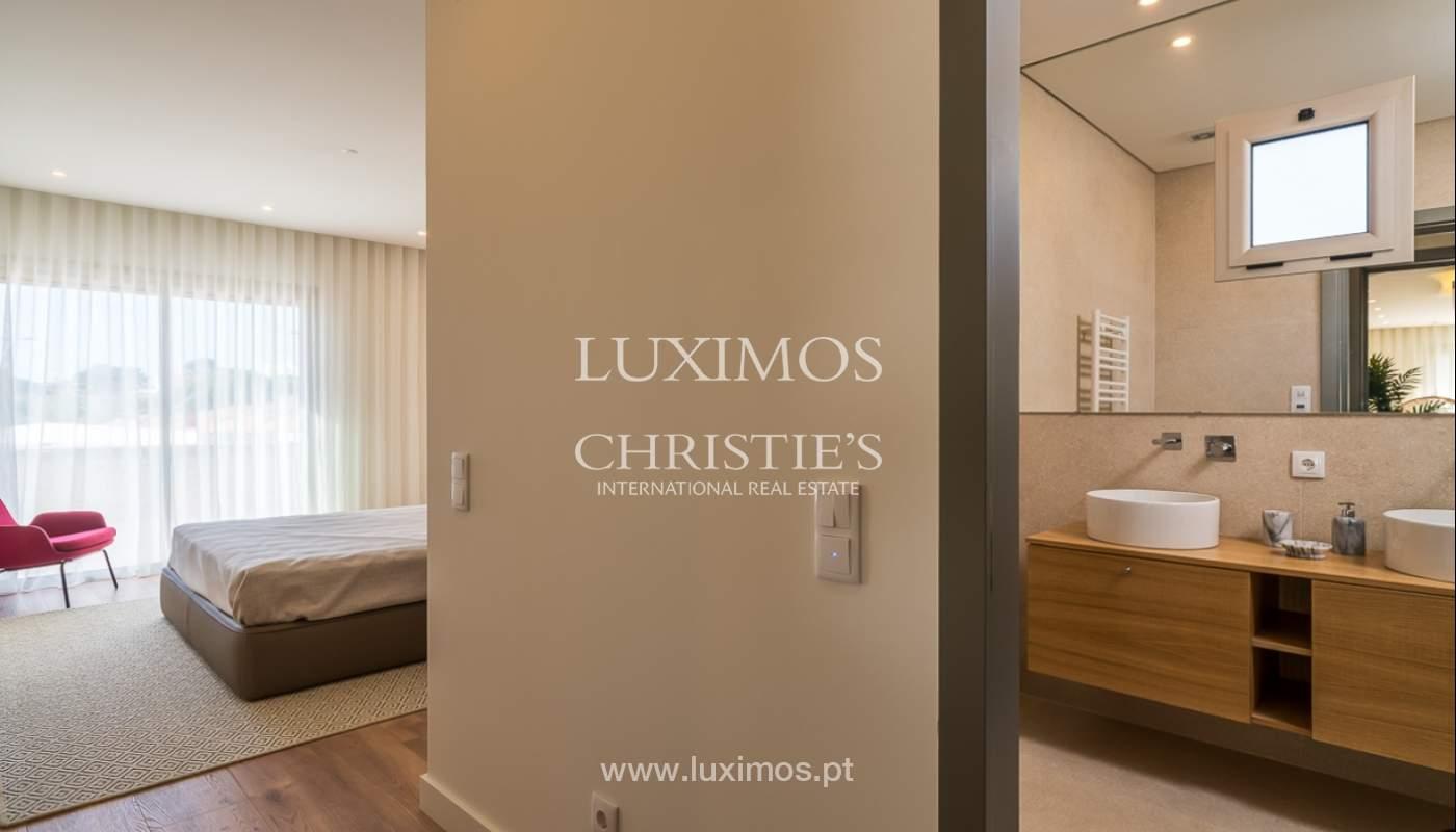 Apartamento novo para venda com vista mar em Quarteira, Algarve_111367