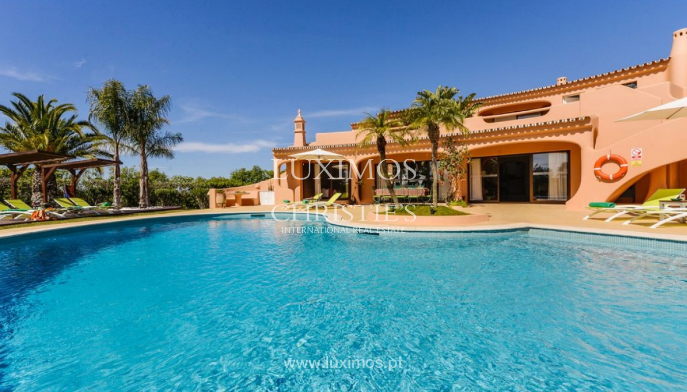 Venda de moradia de luxo com vista mar em Albufeira, Algarve_111392