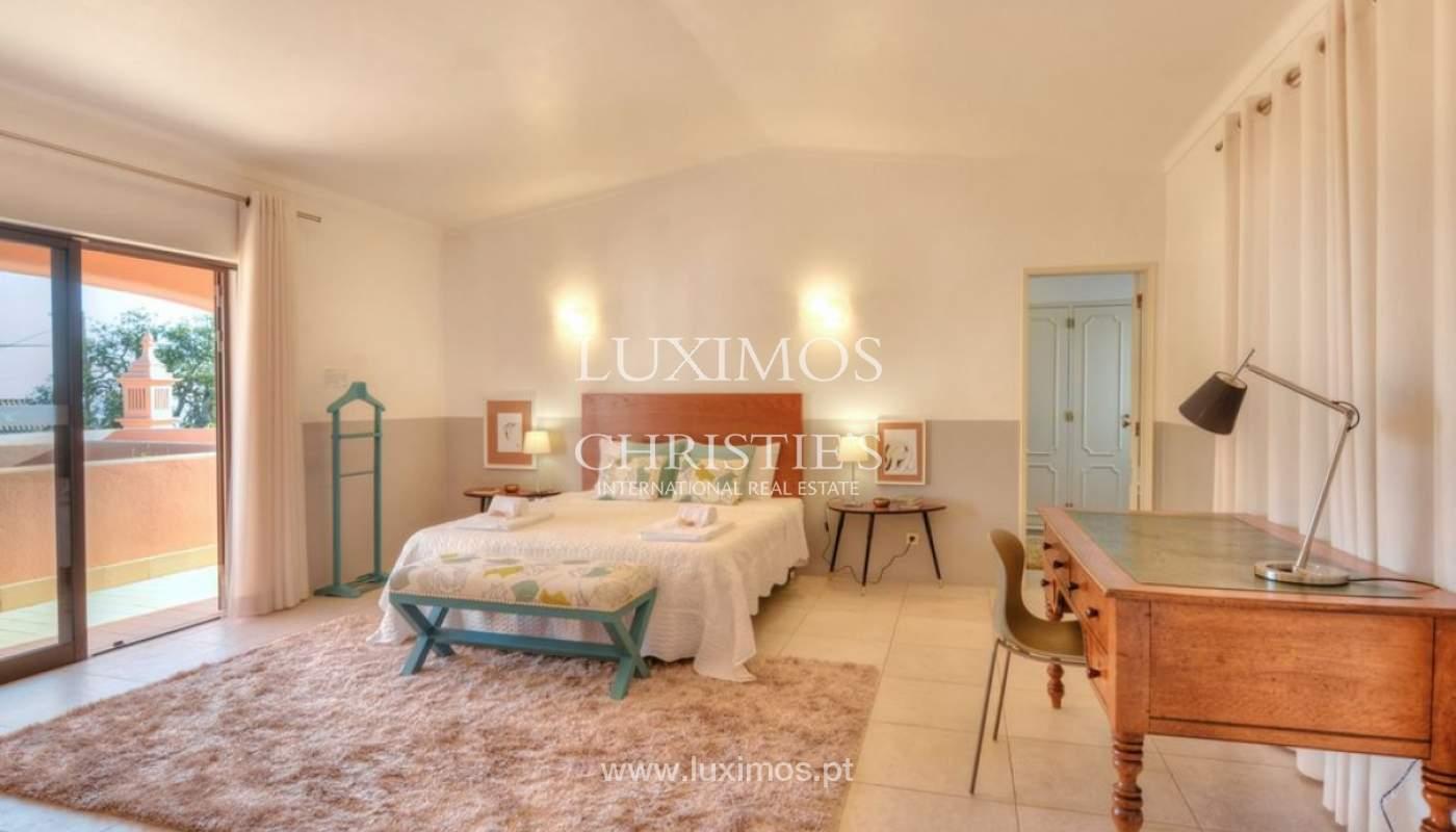 Venda de moradia de luxo com vista mar em Albufeira, Algarve_111394