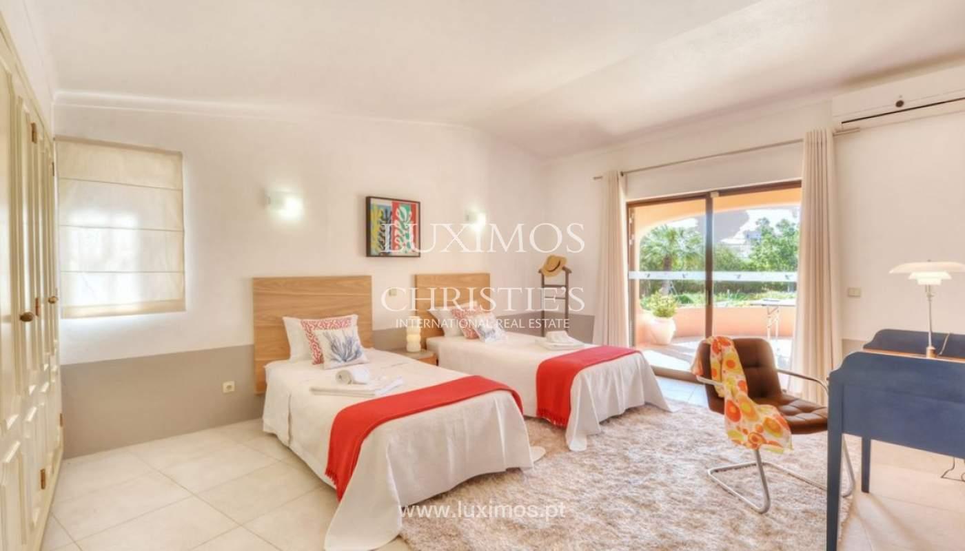 Verkauf villa mit Blick auf das Meer in Albufeira, Algarve, Portugal_111395